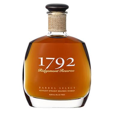 XOFFLINE+1792 RIDGEMONT RES BOURBON WHSKY 750ML