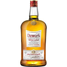 Dewar's White Label Scotch - 1.75L