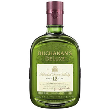 XOFFLINE+BUCHANAN'S 12YR OLD SCOTCH WHISKY 750ML