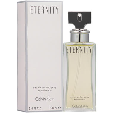 Calvin Klein Eternity Eau de Parfum Spray – 3.4 fl. oz.
