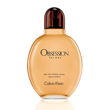 Obsession for Men by Calvin Klein - 4.0 oz.