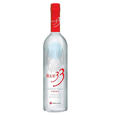 Rue 33 Vodka - 1.75 Liter