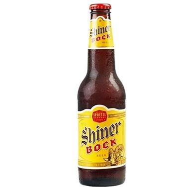 SHINER BOCK 12 / 12 OZ BOTTLES