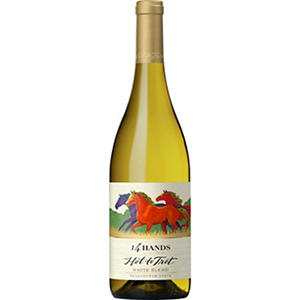 14 Hands Hot to Trot White Blend (750ML)