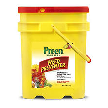 Preen Southern Weed Preventer (17 lb. pail)