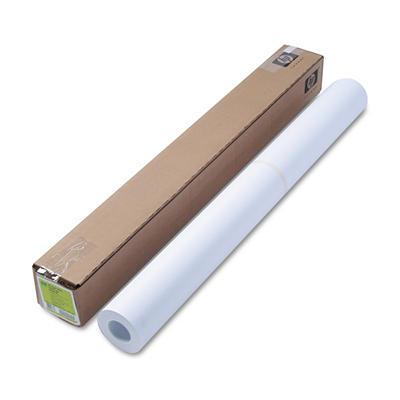 "HP Designjet - Wide Format Inkjet Paper - White/24 lb. - 36"" x 150'; Roll (1)"