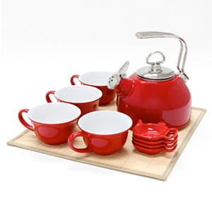 Chantal Tea Time for Four (Assorted Colors)