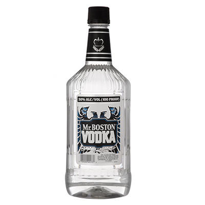 Mr. Boston Vodka 1.75 Liter