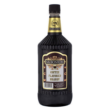 Mr. Boston Coffee Flavored Brandy - 1.75 L
