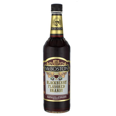 Mr. Boston Blackberry Brandy 750ml