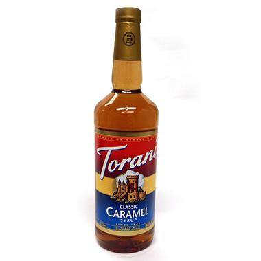 Torani Classic Caramel - 1 L