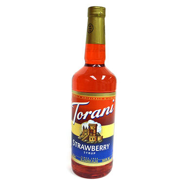 Torani Strawberry - 1 L