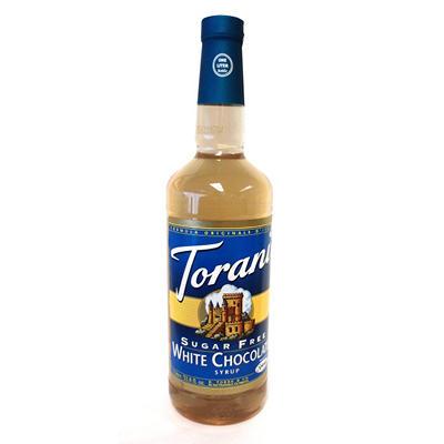 Torani Sugar Free White Chocolate  - 1 L