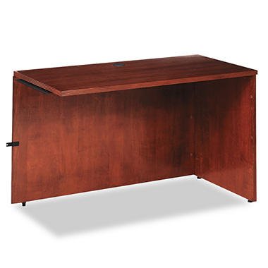 Basyx Hardwood Veneer Furniture Ensemble