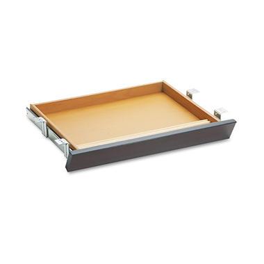 HON - Laminate Angled Center Drawer - Mahogany