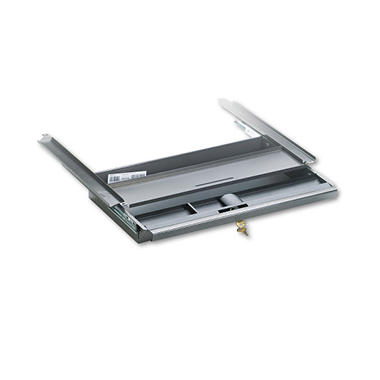 HON - 38000 Series Center Keyboard Drawer, Charcoal