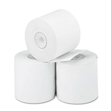 PM Company - Thermal Paper Rolls, Cash Register/Calculator, 2-1/4