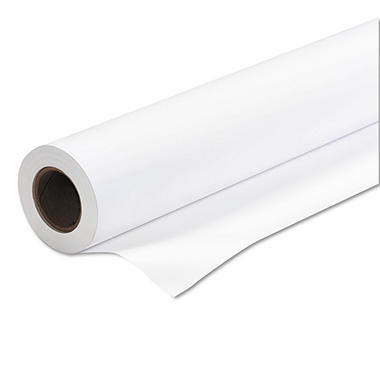 "PM - Company Coated Bond Paper - 99 Brightness/24 lb. - 36"" x 150'; Roll (1)"