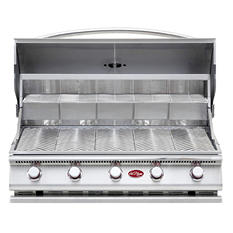 Cal Flame Gourmet Series 75,000 BTU 5-Burner G5 Stainless Steel Gas Grill
