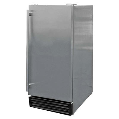Cal Flame 3.25 cu. ft. Stainless Steel Outdoor Refrigerator