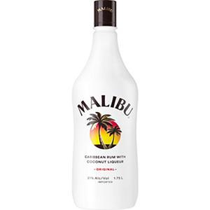 Malibu Coconut Rum (1.75 L)