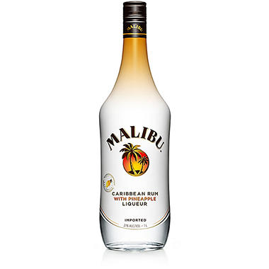 MALIBU PINEAPPLE RTD 4-200ML PACK