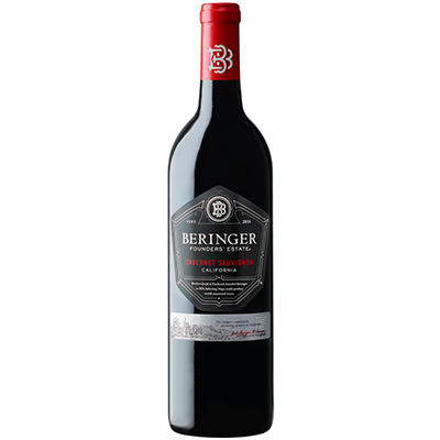 Beringer Founder's Estate - Cabernet Sauvignon - 750 ml