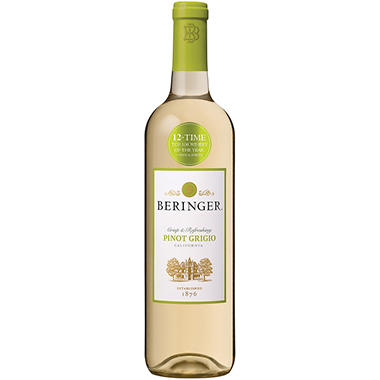 Beringer California Collection - Pinot Grigio - 2 / 750ml