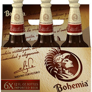 Bohemia Brand Beer (12 oz. bottles, 6 ct.)
