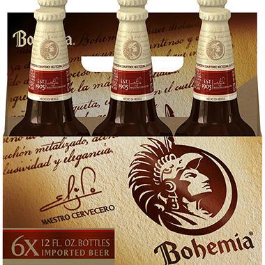 xOFFLINE+Bohemia® Brand Beer - 6/12 oz.
