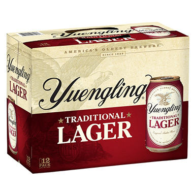 YUENGLING TRAD 12 / 12 OZ CANS