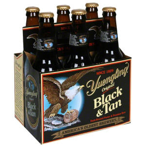 Yuengling Black and Tan Beer (12 fl. oz. bottles, 6 pk.)