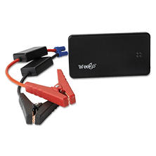 Weego Jump Starter Battery Pack+, 6000 mAh - Black