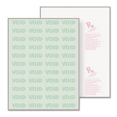 DocuGard - DocuGard Security Paper, 8-1/2 x 11, Green -  500/Ream