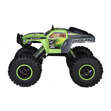Green Rockzilla RC Monster Truck