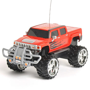 1:16 Hummer H3T - Red