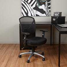 Office Star - Screen-Back Syncro Tilt Chair