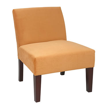 Avenue Six Laguna Chair - Brushed Butternut Fabric