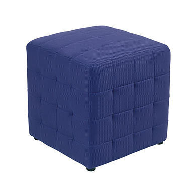 "Avenue Six Detour 15"" Fabric Cube - Purple"