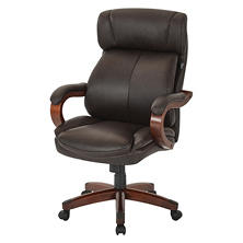 Bartlett Buchanan Executive Chair, Espresso