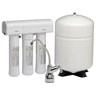 EcoPure Reverse Osmosis Premium Drinking Water Filtration System