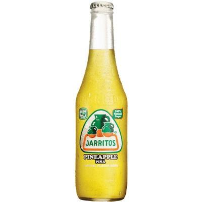 Jarritos Pineapple Soda (12.5 oz. bottles, 30 pk.)