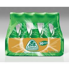 Jarritos Grapefruit Soda, (12.5 oz. bottles, 30 ct.)