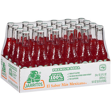 Jarritos� Fruit Punch Soda - 24/12.5 oz.