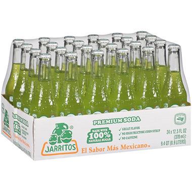 Jarritos® Lime Soda 24/12.5 oz.