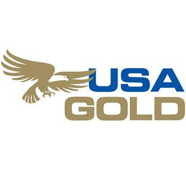 USA Gold Dark Green Menthol 100s Box - 200 ct.