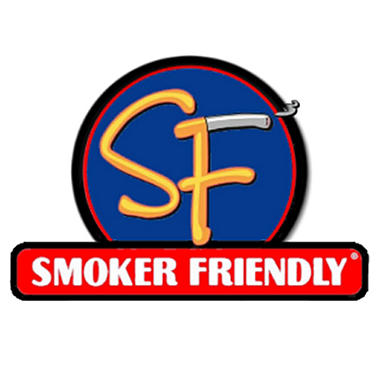 Smoker Friendly Blue 100s Box - 200 ct.