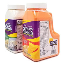 Savory Shakers Combo (2 flavors)