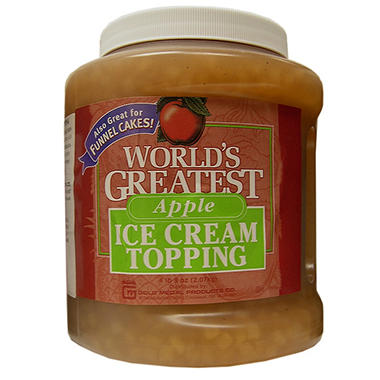 Gold Medal World's Greatest Apple Topping - 66 ozs.