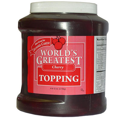Gold Medal World's Greatest Cherry Topping - 66 ozs.